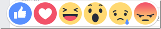 facebook reactions Eileen Brown Amastra